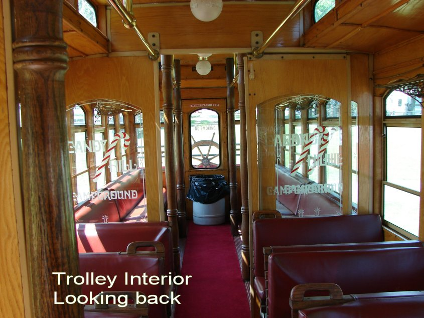 Trolley Inside